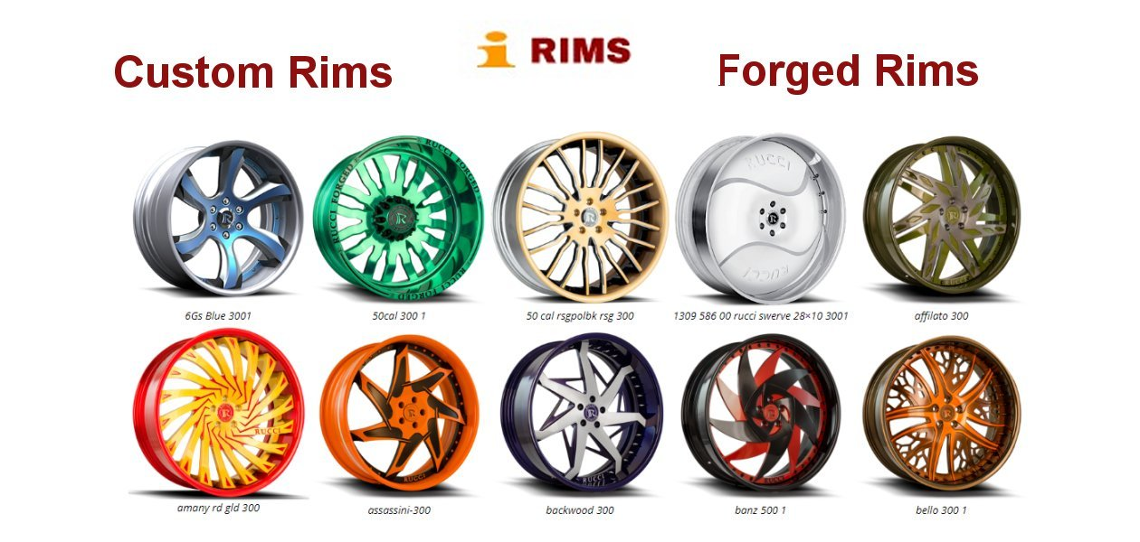 Miami Rims Wheels & Rims